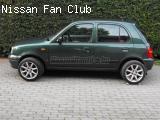 Nissan Micra K11 2000, légkondi, 5 ajtó,