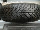 Continental Téli gumi felnivel 185/65/15 2002. N16 Almera-ró