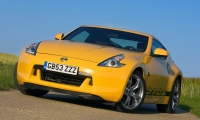 Nissan 370Z Yellow Edition